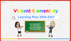 Vincent Reopening Plan